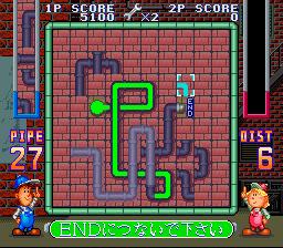 SNES, Roud A - Gameplay