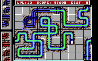 PC DOS, Expert Game - Přetékání přes okraje