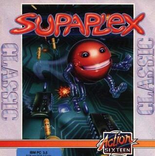 Supaplex - Box scan - Front