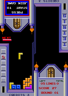 Atari - Cocktail Table, Gameplay