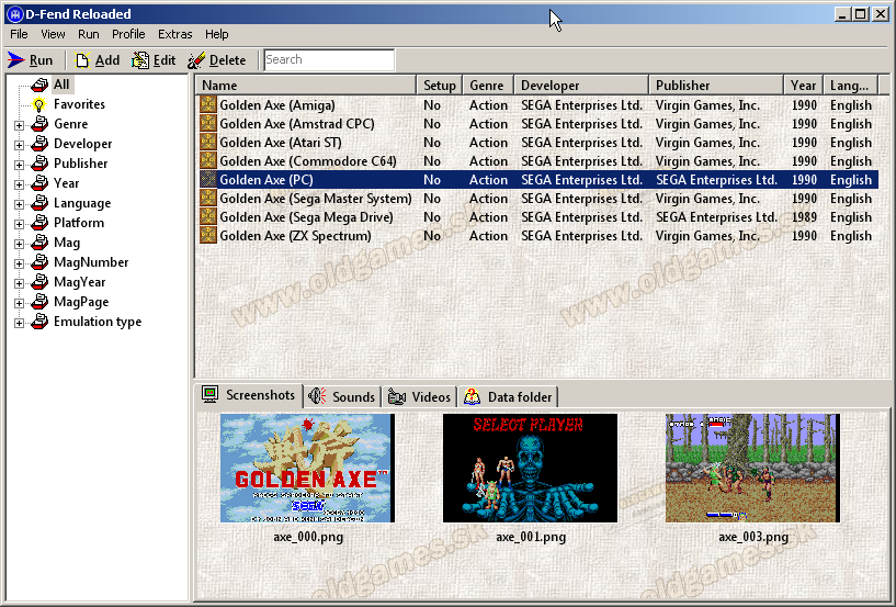 Windows 7 dos mode games: software free download