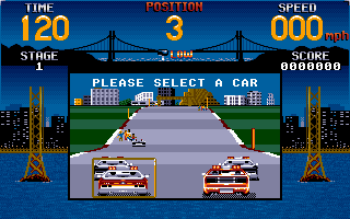Cisco Heat: All American Police Car Race - PC, Select car
