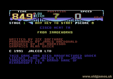 Commodore 64, Credits