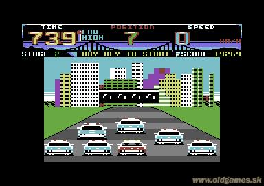 Commodore 64, Start