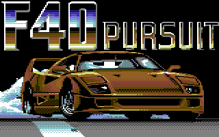 F40 Pursuit