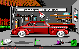 Street Rod - PC DOS