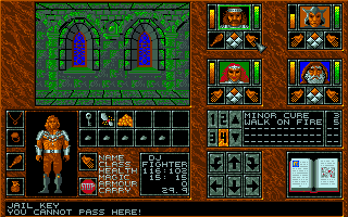 Abandoned Places: A Time for Heroes - PC DOS
