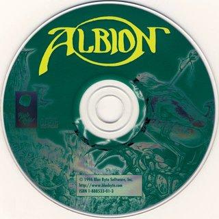 Albion - CD