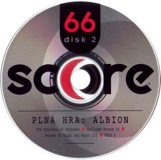 Albion - Score CD