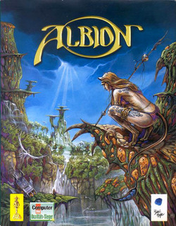 Albion - Box scan - Front