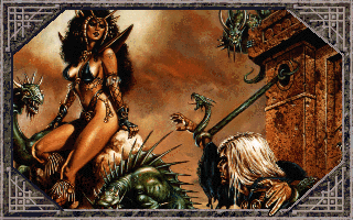 Dark Queen of Krynn, The -