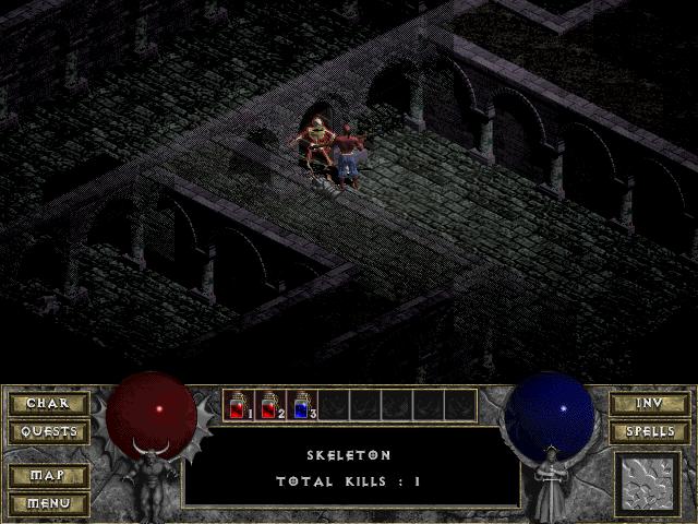 Diablo Hellfire Gallery Dj Oldgames