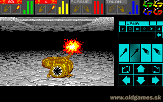 Chaos Strikes Back (Atari ST)