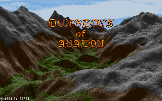 Dungeons of Avalon -