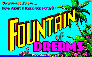 Fountain of Dreams - Title