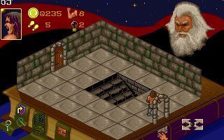 Hero Quest - PC DOS, Gameplay