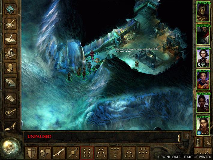Icewind dale: enhanced edition - disponible depuis le vendredi 15