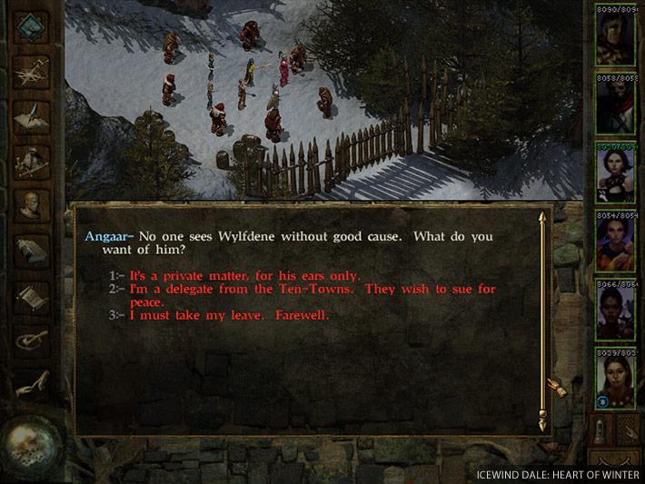 Imagen icewind dale: enhanced edition (mac) icewind dale mac