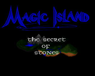 Magic Island: The Secret Of Stones -
