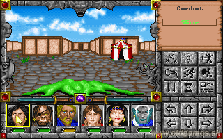 Might and Magic IV: Clouds of Xeen -