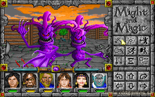 Might and Magic V: Darkside of Xeen -