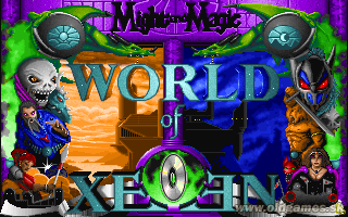 Might and Magic: World of Xeen -