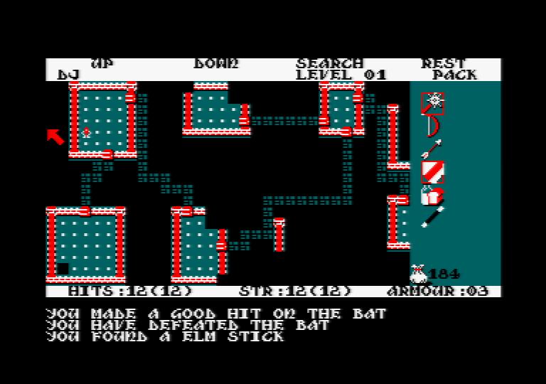 Amstrad CPC, Gameplay