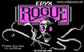 PC, Title - Epyx (1985)