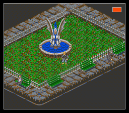 SNES, Fountain