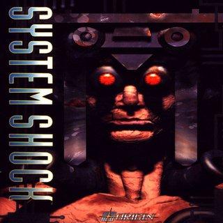 System Shock - CD - Front