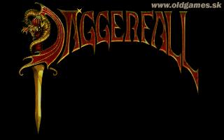 Daggerfall Title
