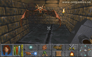 Elder Scrolls: Daggerfall, The - First dungeon