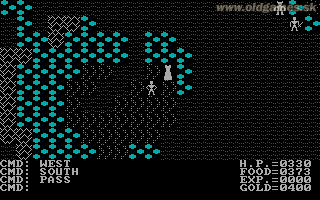 Ultima II: The Revenge of the Enchantress -