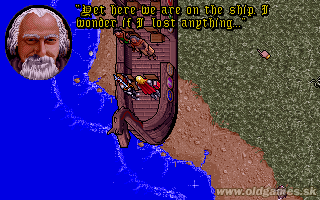 Ultima VII: Part Two - Serpent Isle -