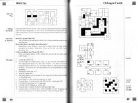 Wizardry 7 - Clue Book 48-49