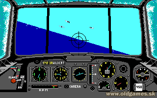 Battlehawks 1942 - PC DOS, Gameplay
