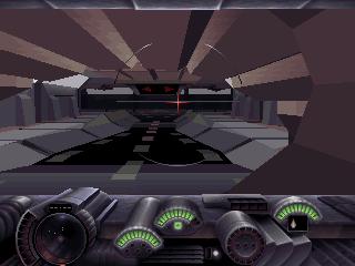 Andrewove `obľúbené` tunely v misii 17