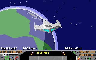 PC DOS, Earth