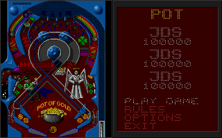 (PC) Pot of Gold - Options