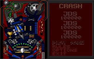 (PC) Crash and Burn - Options