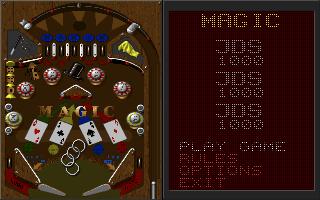 (PC) Magic - Options