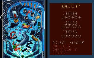(PC) Deep Sea - Options