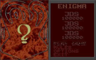 (PC) Enigma - Options