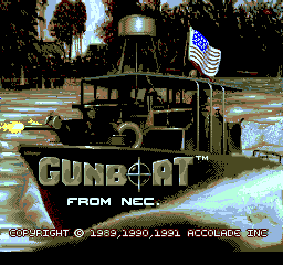 TurboGrafx-16, Title