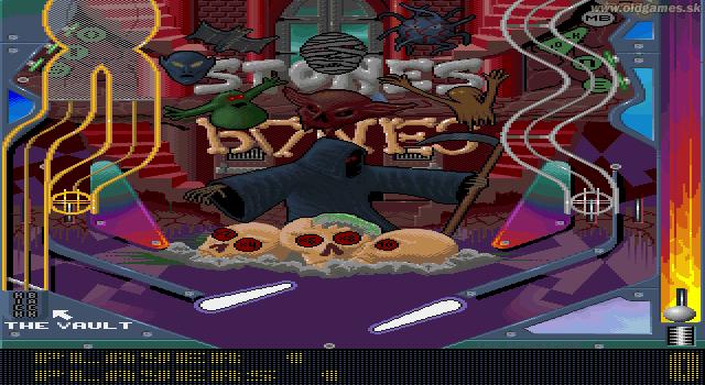 PC DOS, Bones