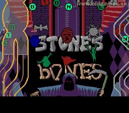 SNES, Bones