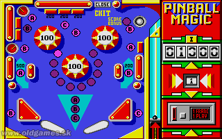 Pinball Magic -