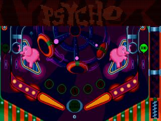 Genesis, Psycho table