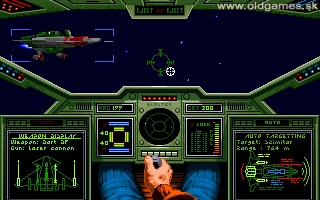 Wing Commander - PC, Gameplay