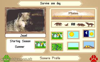 Scenario: Survive 1 day